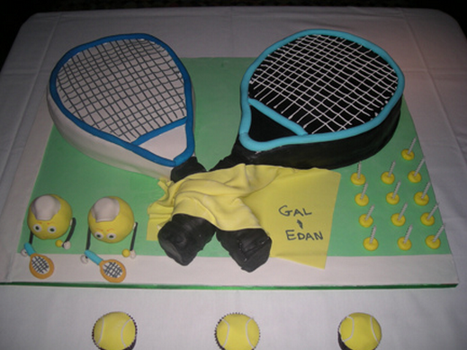 Tennis cake for engagement party.PNG