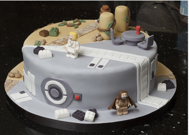 star wars birthday party cake photo.PNG