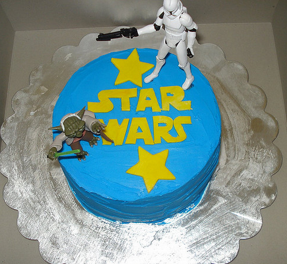 Remarkable Image of Star wars cake decoration 585 x 539 · 785 kB · png