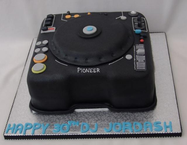 Marvelous Dj Mixer Birthday Cake Jpg Funny Birthday Cards Online Elaedamsfinfo