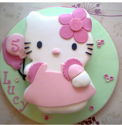 Pretty hello kitty cakes for kids.PNG
