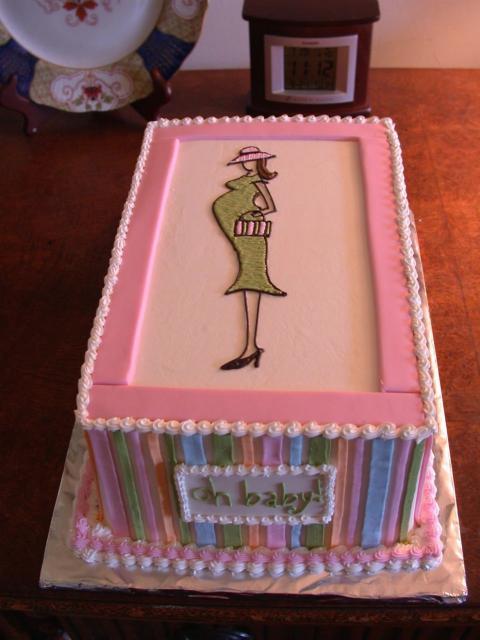 Pregnant women Baby Shower Cake.jpg