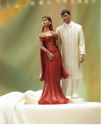 Traditional Indian bride and groom cake toppers image.PNG