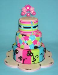 3 tier colorful Baby Shower Cake.jpg