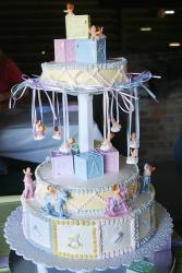 big Baby Shower Cake with babies.jpg