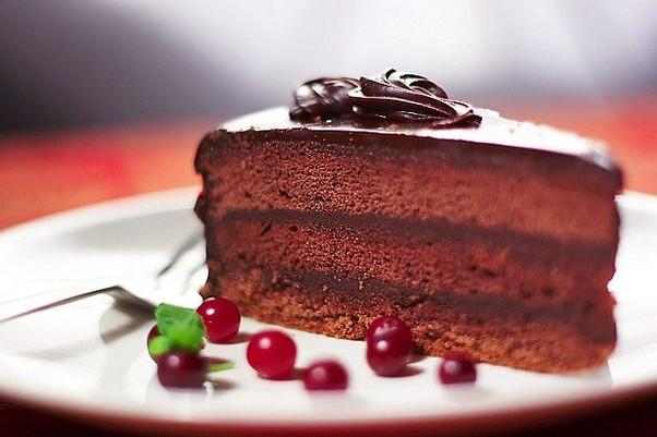 Chocolate Cake Images Dessert : dessert chocolate cake picture.jpg