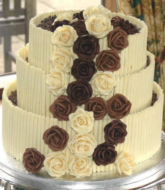 three types of chocolate wedding cake photos hi res 720p hd. Black Bedroom Furniture Sets. Home Design Ideas