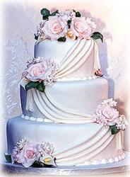 elegant wedding cakes picture