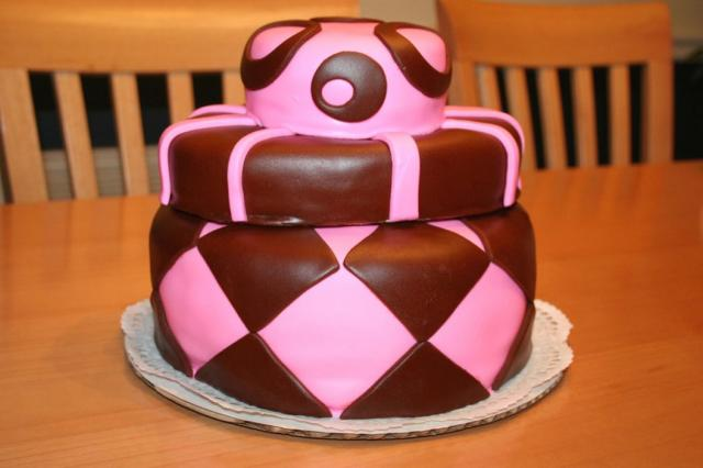 Pink and brown birthday cake.jpg