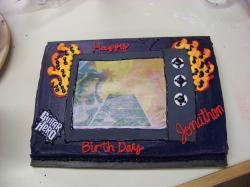 Guitar Hero birthday cake.jpg