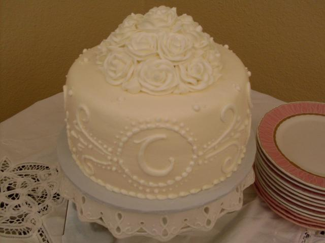 Wedding Shower Cakes