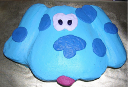 Blues Clues birthday cakes ideas.PNG