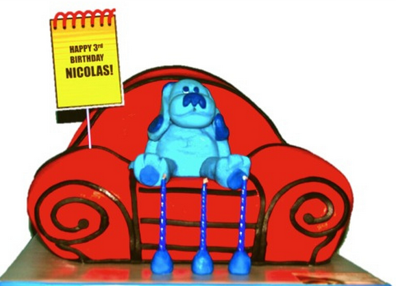 Gallery For Blues Clues Thinking Chair