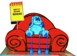Blues Clues on Thinking chair.PNG