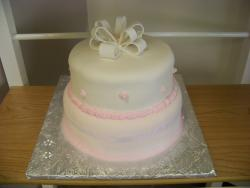 Simple and Sweet Bridal Shower Cake.jpg