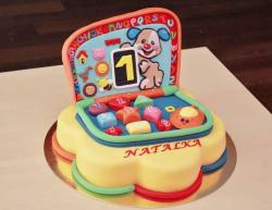Fisher Price Laugh and Learn Cake for 1 year-old.JPG