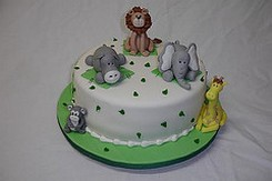 photo of shower cake with animals theme.jpg