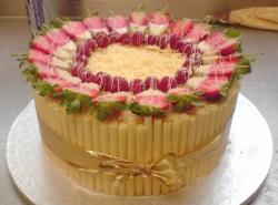 Fruits Cakes Picture Gallery