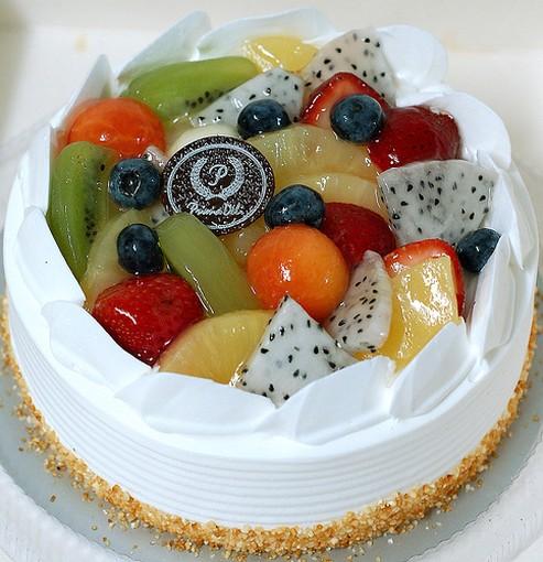 Cake With Fruit Names : Trutti Fruitti Birthday Cake.jpg