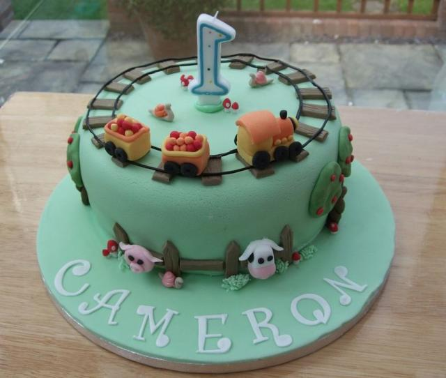 Birthday Cakes For 2 Year Old Boy Image Inspiration of Cake and