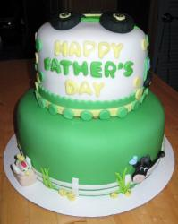 2 tier Farm theme Father's Day cake.JPG