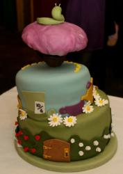 Alice in Wonderland bridal shower cake.JPG