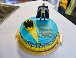 Batman theme 4th birthday cake.JPG