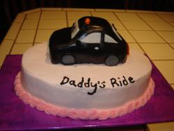 Daddy's ride