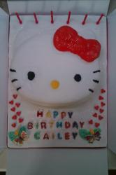 Hello Kitty Cake with red candles.jpg
