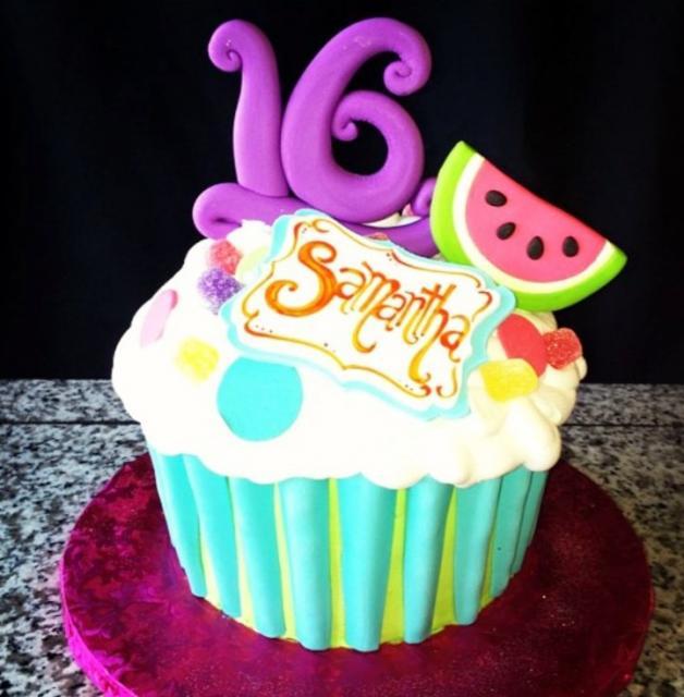 Cake Designs For 16th Birthday Girl : 16th Birthday Cakes Ideas Rachael Edwards