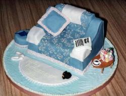 LIght blue coach retirement cake image.jpg