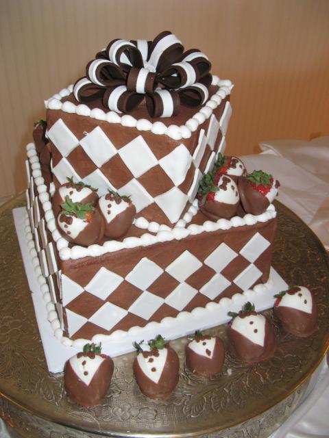 Elegant Chocolate Grooms Cake Jpg Hi Res 720p Hd