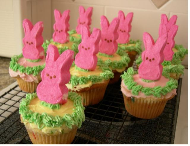 Easter Cake Decor Ideas : Pink and green easter cake decorating ideas.JPG (1 comment ...
